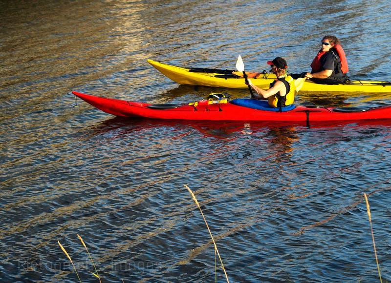 Recreational Kayaking Water Sport