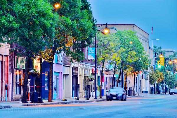 May Street, Thunder Bay, Ontario, Canada
