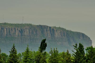 Mount McKay, Thunder Bay, Ontario, Canada