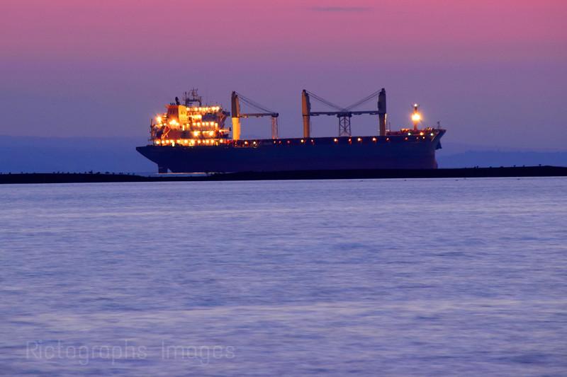 Ship Lights, Summer 2018