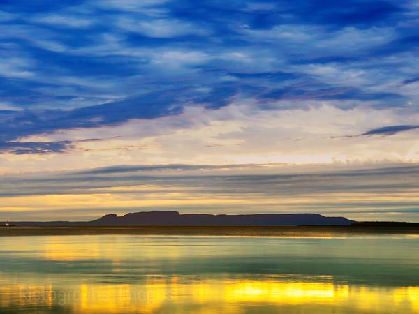 Nanabijou, The Sleeping Giant, Sibley Pennisula, Lake Superior, Thunder Bay, Ontaro, Canada