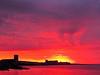 Sunrise Lake Superior, Thunder Bay, Ontario, Canada