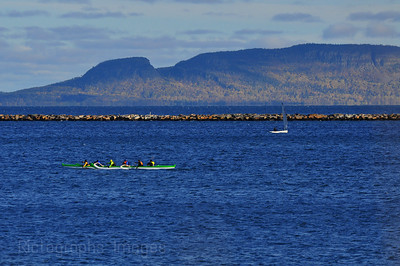 Canoeing & Sailing Lake Superior