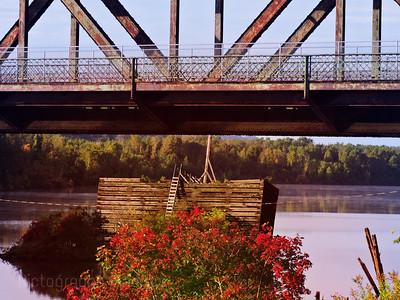 Thunder Bay, Swing Bridge