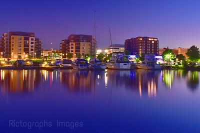 Marina Park Reflections, Summer 2020