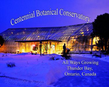 Centennial Botanical Conservatory, 2017