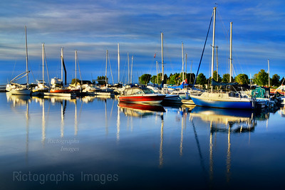 The Port Of Thunder Bay, 2020, Rictographs Images