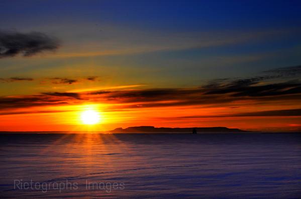 Landscape Sunrise, 2018