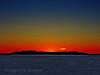A Lake Superior Giant Sunrise, February 2017,