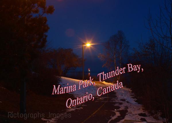 Marina Park, Thunder Bay