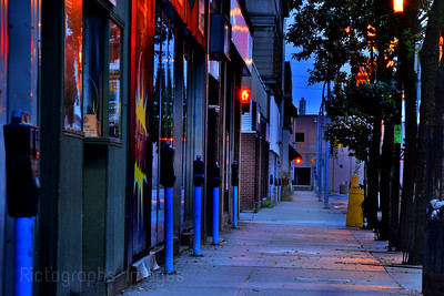 Street Scene, 2018