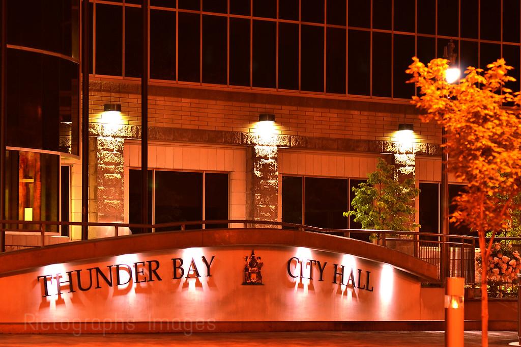 City Hall, Thunder Bay, Ontario, Canada