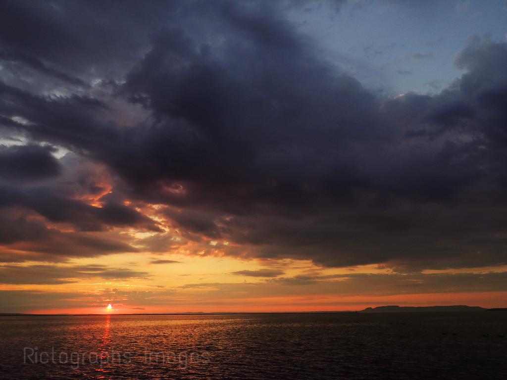 #A Glorious Lake Superior, Sunrise, Summer 2016