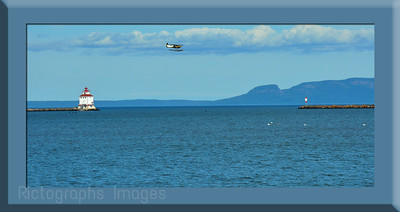 The Sleeping Giant and Thunder Bay Harbour