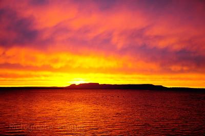 Colorful Sunrise, October 2010