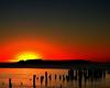 Lake Superior Giant Sunrise