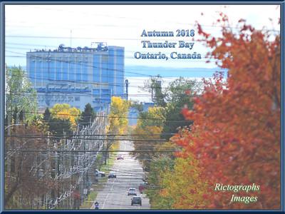 #A Thunder Bay, Cityscape Image, Rictographs Images, 2018