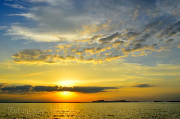 Sunrise, Summer 2018,