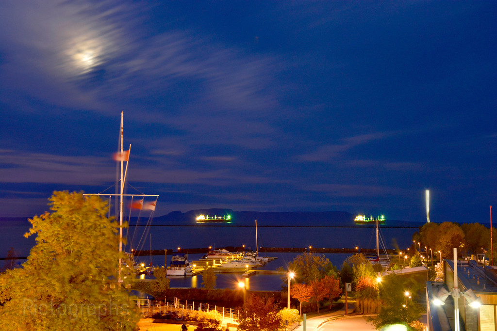 October 2016, Marina Park, Thunder Bay, Ontario, Canada