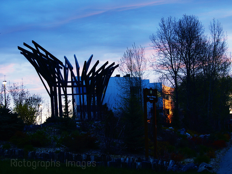 Hope & Friendship Gardens, Thunder Bay, Rictographs Images