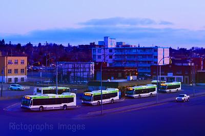 Transit Buses, 2018