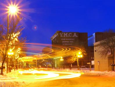 YMCA Building, Thunder Bay, Ontario, Canada