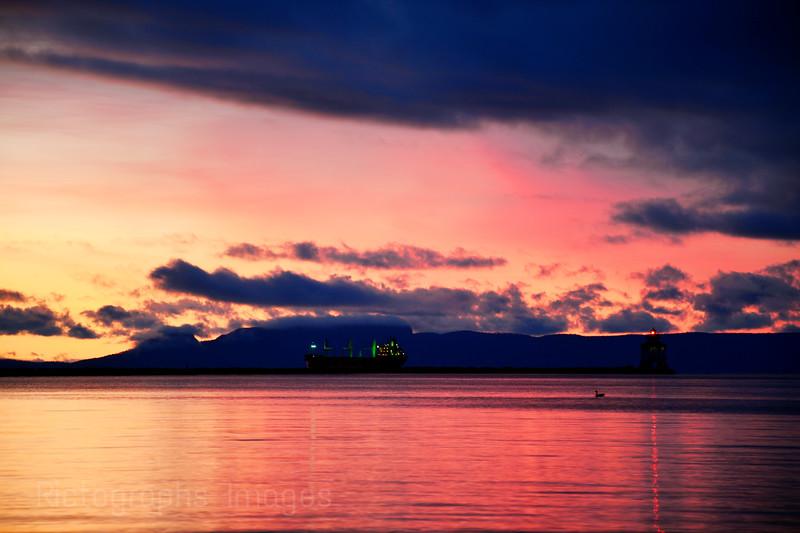 Lake Superior Giant Morning
