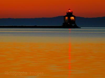 Lighthouse Bouy, Summer 2020