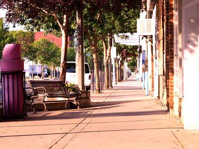 Simpson Street, Thunder Bay, Ontario, Canada
