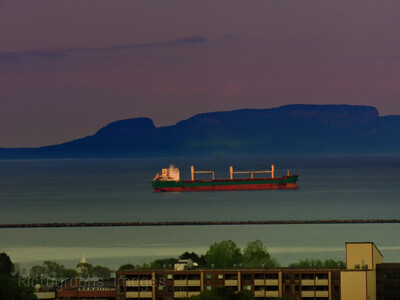June Giant & Ship, Lake Superior