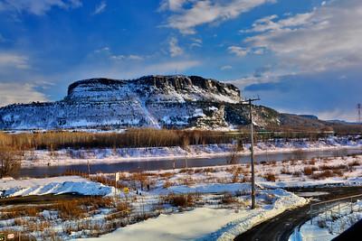 Mount McKay, Thunder Mountain, Thunder Bay, Ontario, Canada