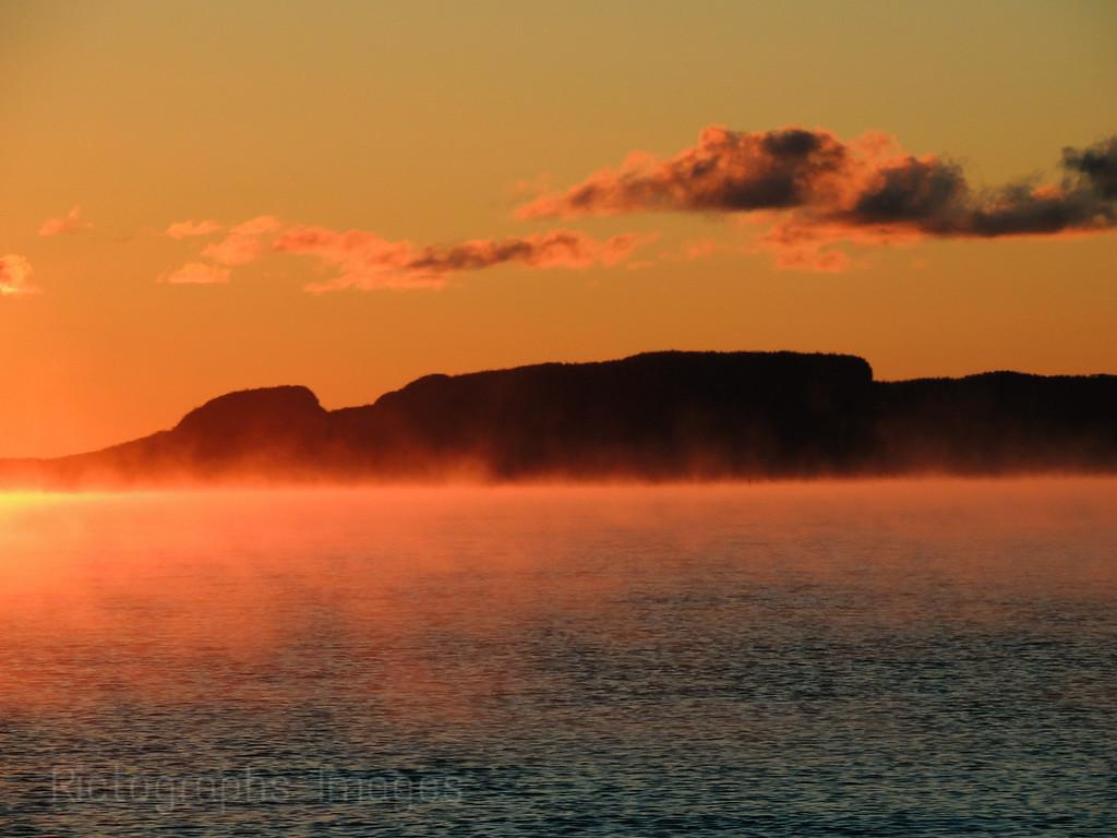Giant Misty Morning