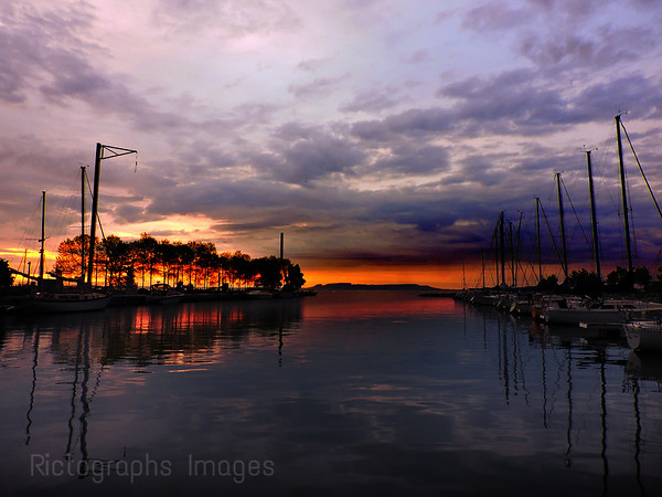 Thunder Bay, Harbour, Photography,