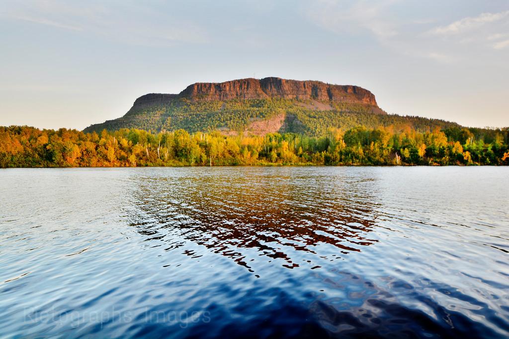 Thunder Mountain, Mount McKay, Thunder Bay, Ontario, Canada