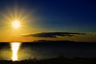 Nanabijou, Sun Rise, Summer 2018