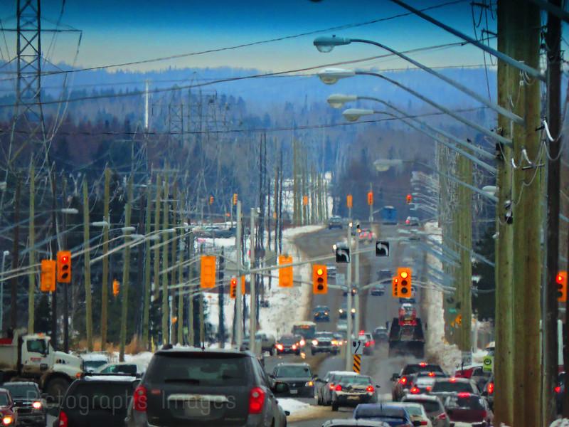 Street Scene, Thunder Bay, Ontario, Canada