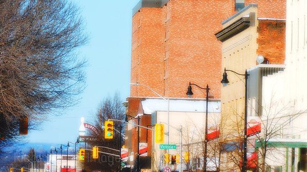 May Street, Thunder Bay, Ontario, Canada, Rictographs Images