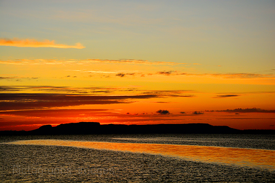 Giant Morning Sun Rise,