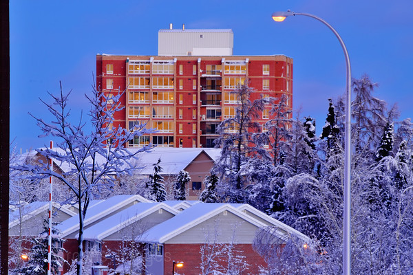 Snow On The City, 2018