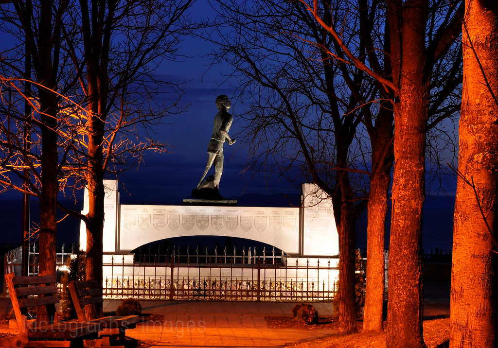 Terry Fox Monument