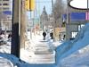 Winter On Arthur Street