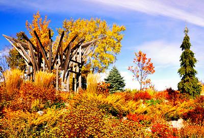 The Hope and Memory Garden, Thunder Bay, Ontario, Canada