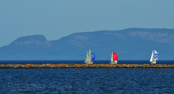 Lake Superior Sailing