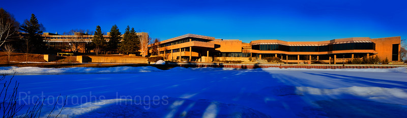 Lakehead University, Thunder Bay, Ontario, Canada, April 2016