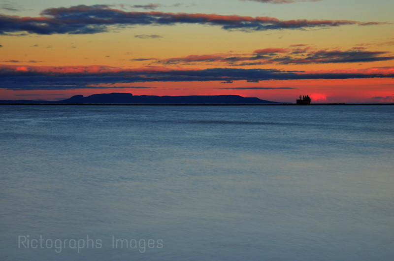 Sleeping Giant, Sibley Penninsula, Lake Superior, Thunder Bay, Ontario, Canada,
