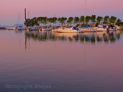 Boats At Marina Park, Summer 2020