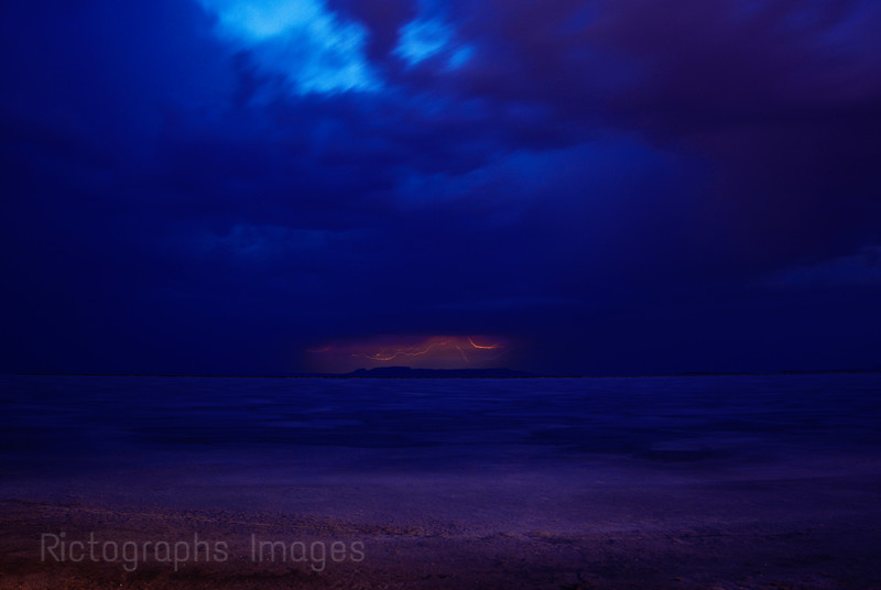 Lightening & The Sleeping Giant, Rictographs Images