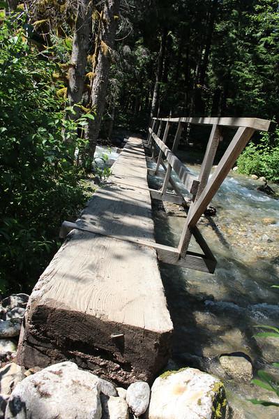Quite the bridge!