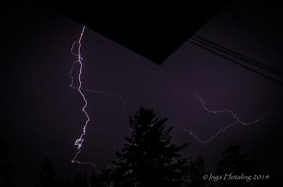 Thunder Rumble Lightning