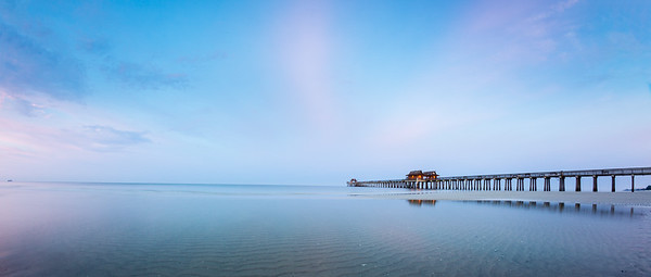 Long Pier South Pano, Boat at Left 2014